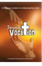 Parenting Vocation cover